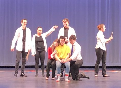 "FUHS production ""The Yellow Boat"" wins first place in One Act Festival"