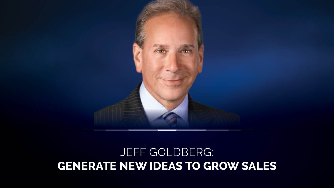 Generate new ideas to grow sales​