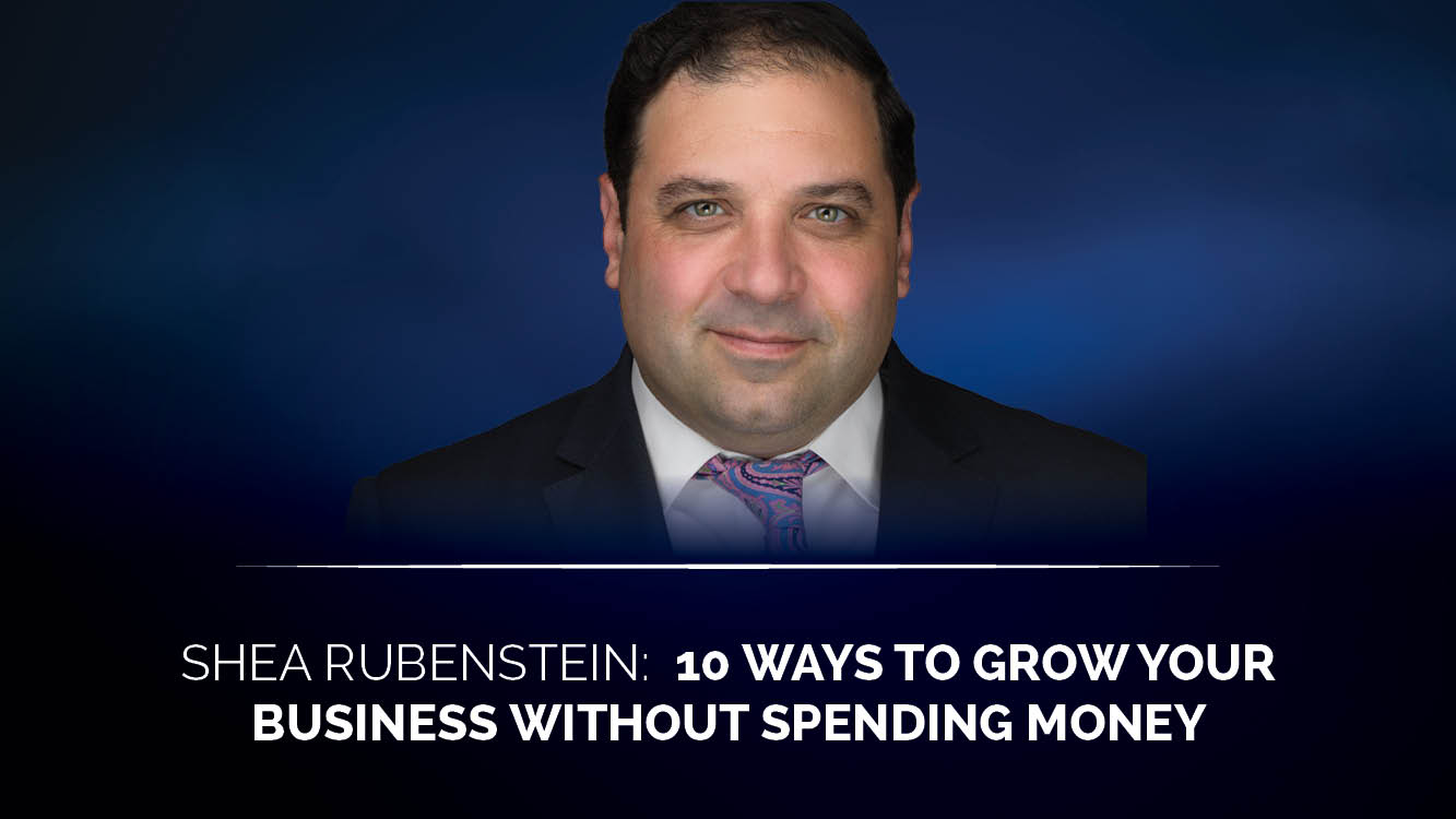 10 ways to grow your business without spending money