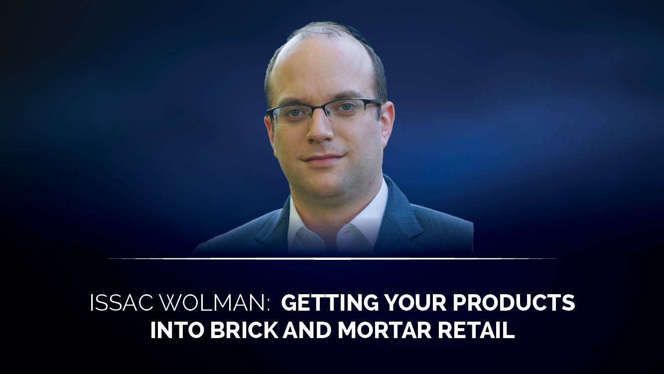 Getting your products into brick and mortar retail