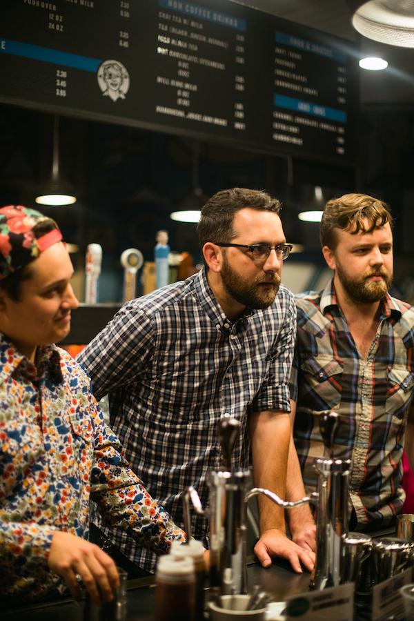 Austin baristas