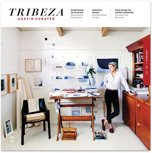 Tribeza January 2017 Interiors Issue