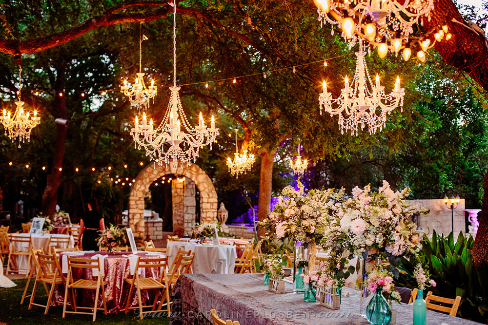 Austin Event Lighting Tribeza
