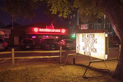 Broken Spoke Austin Tribeza