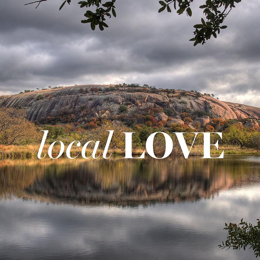 Tribeza Local Love Llano Uplift