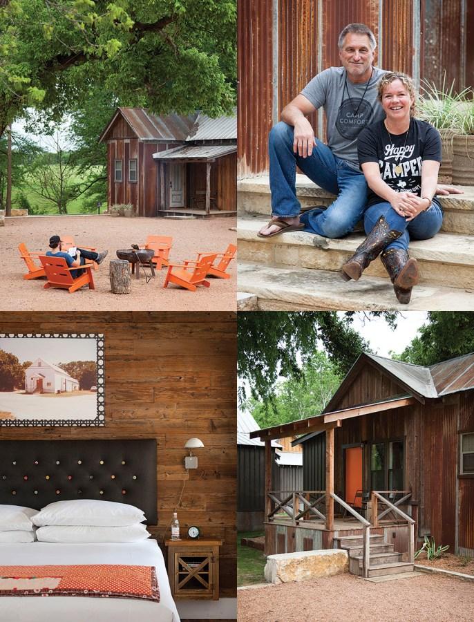 camp comfort tribeza austin