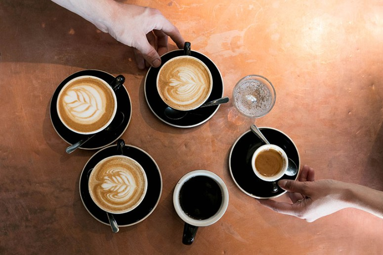 Figure 8 coffee tribeza local love