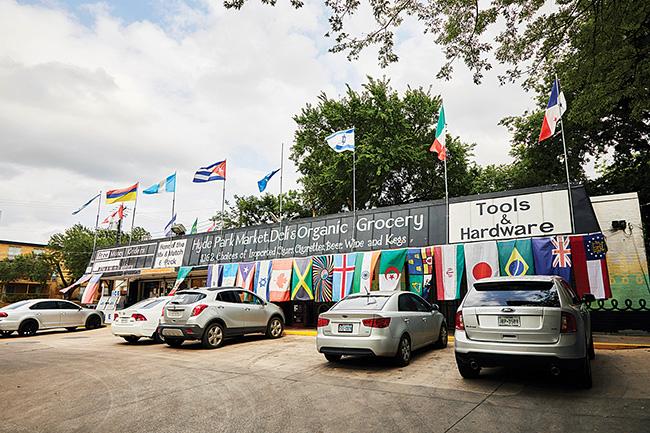 flag store hyde park market tribeza austin