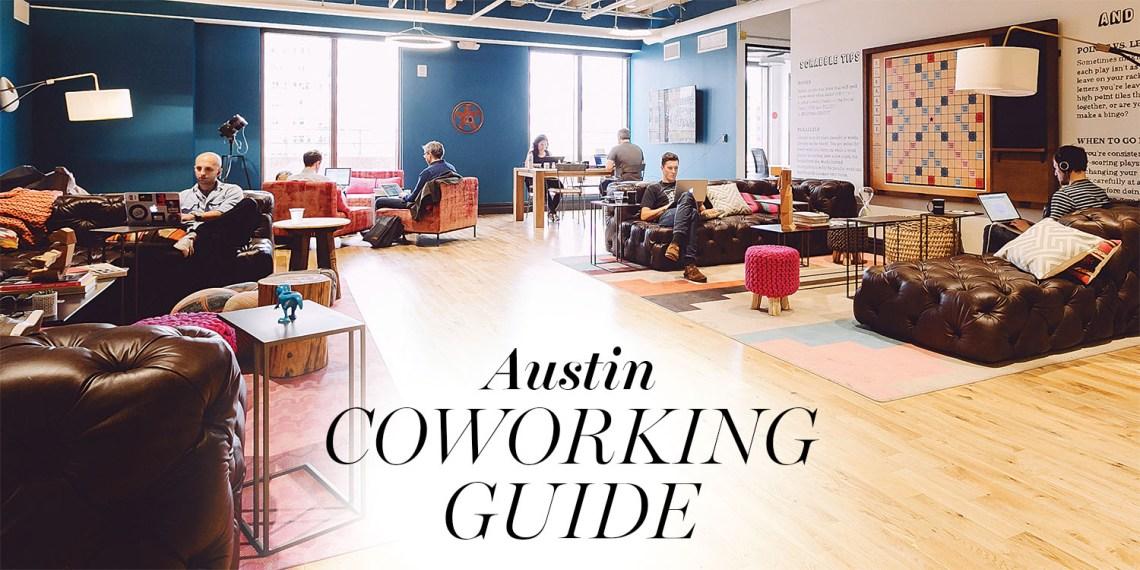austin coworking guide tribeza