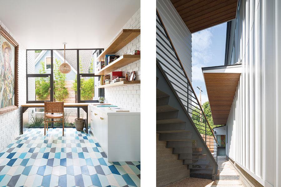 ustin woodlawn architecture
