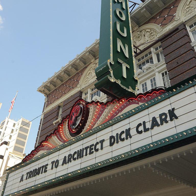 dick clark paramount austin tribute