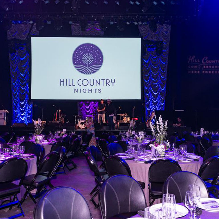 hill country conservancy gala austin