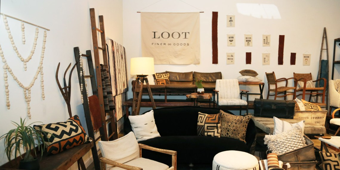 loot finer goods austin