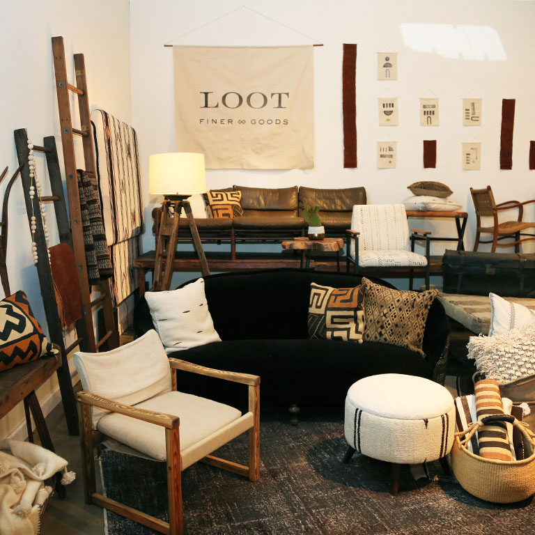 loot finer goods austin