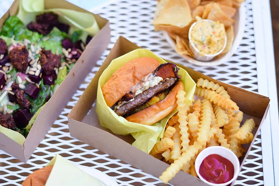 pool burger austin