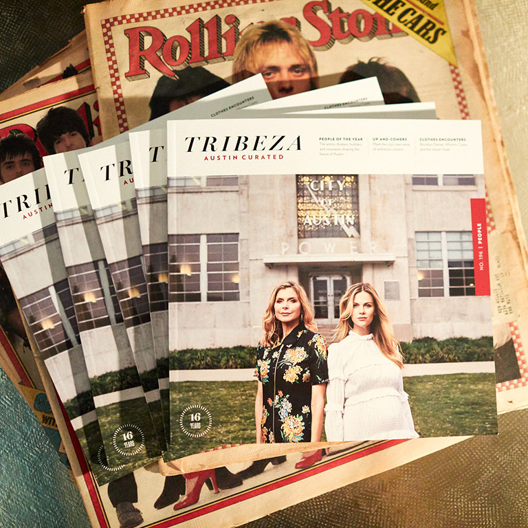 tribeza december issue austin people