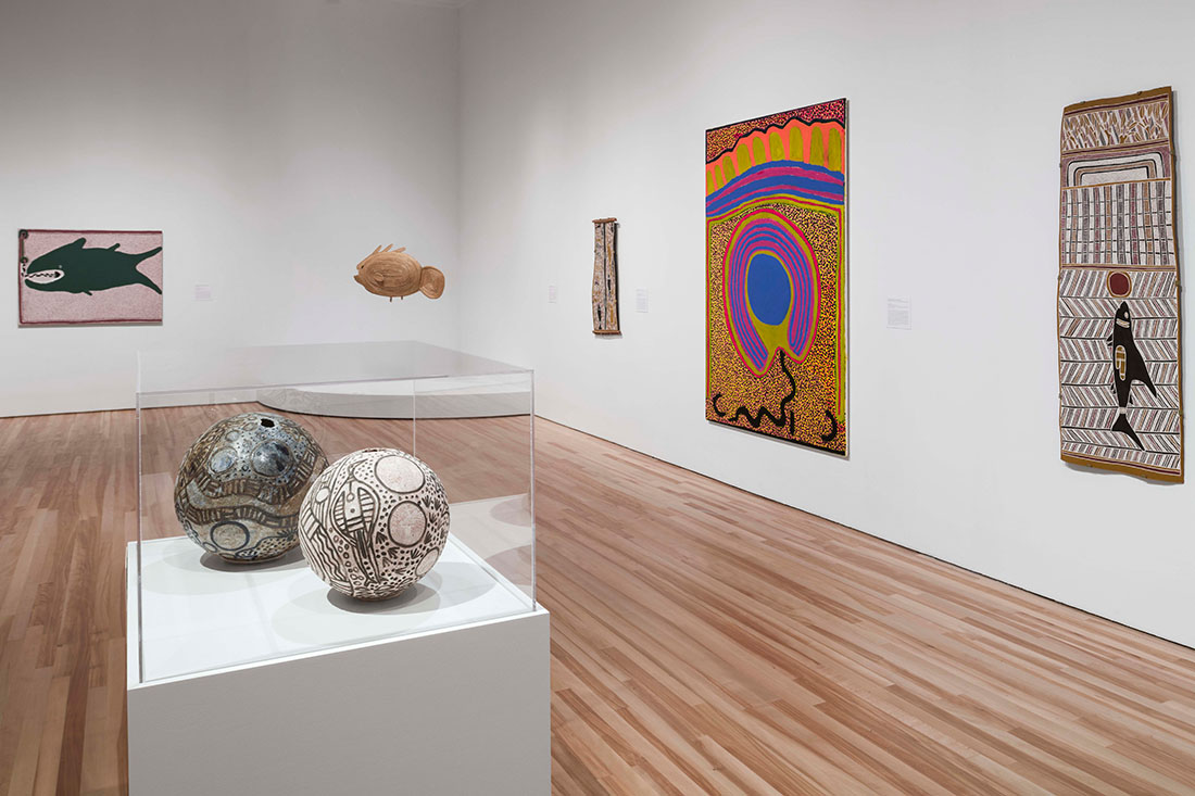 blanton austin ancestral modern australia art