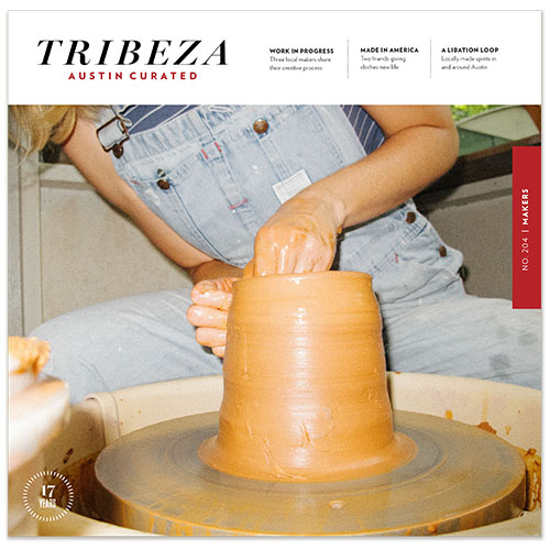 tribeza august makers issue 2018