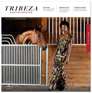 tribeza style issue september