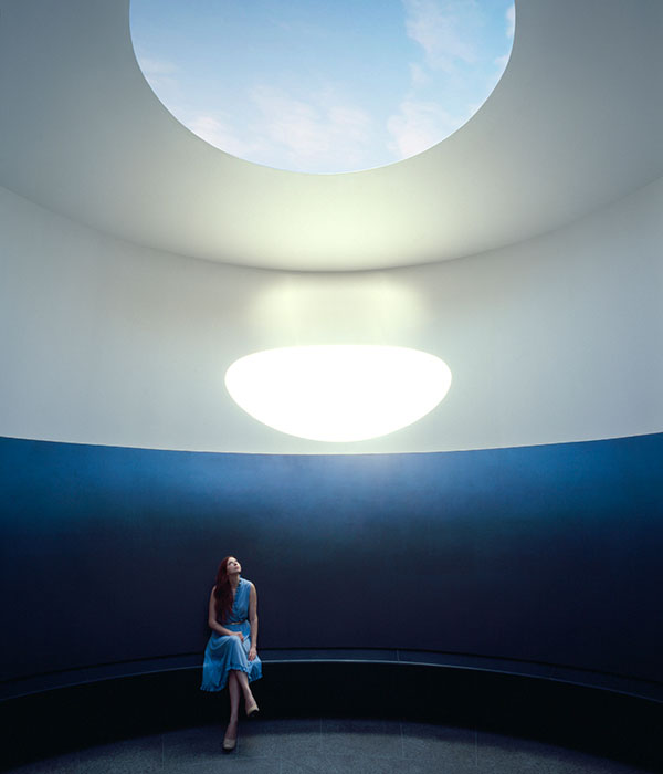 james turrell, austin, the color inside, landmarks, university of texas, student activity center, tribeza