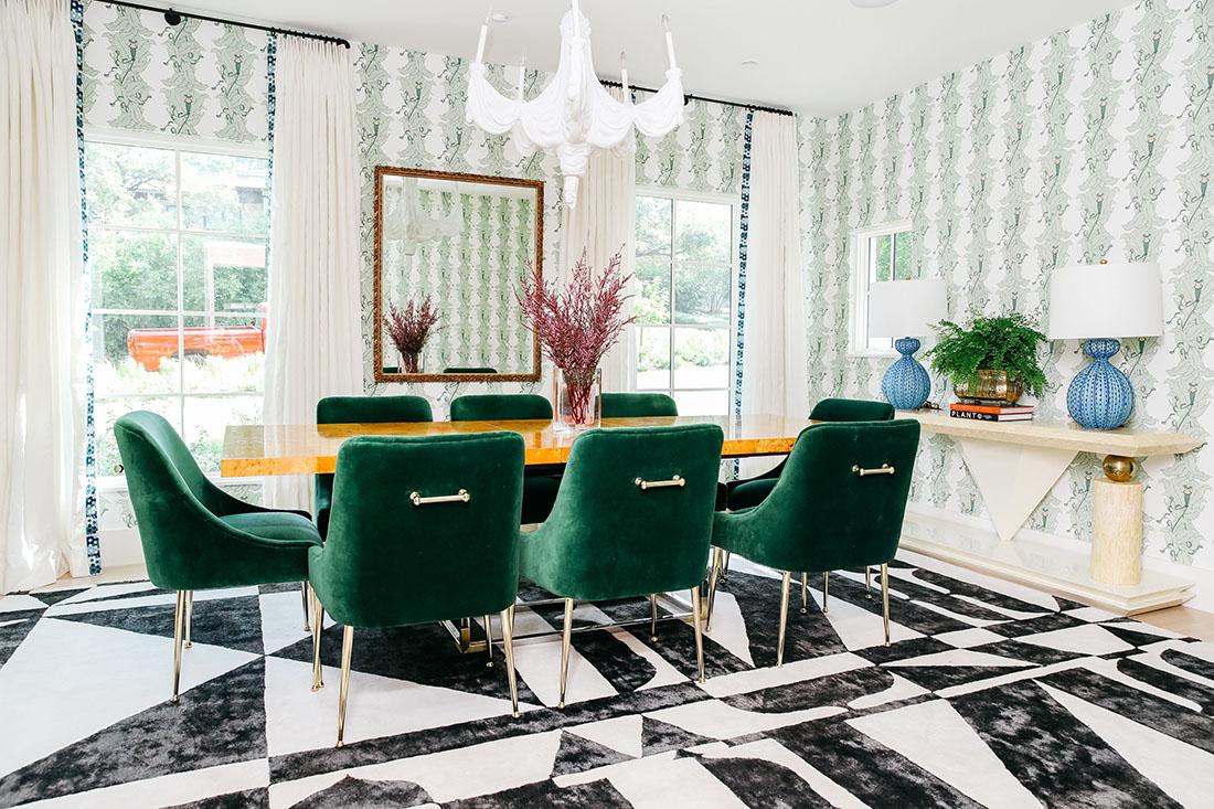 tribeza interiors tour 2019 austin sarah wittenbraker design