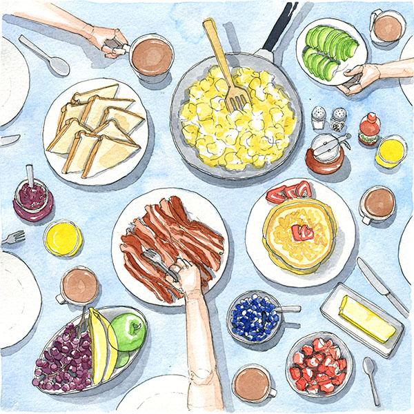 Kristin's Column: Comfort Food