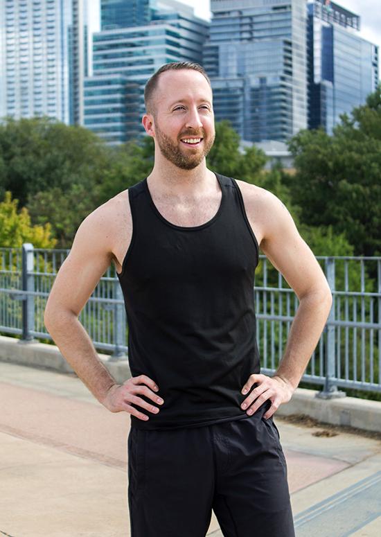 Equinox Group Fitness Eric Cobb