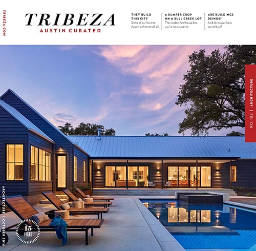 The Architecture Issue | October 2016