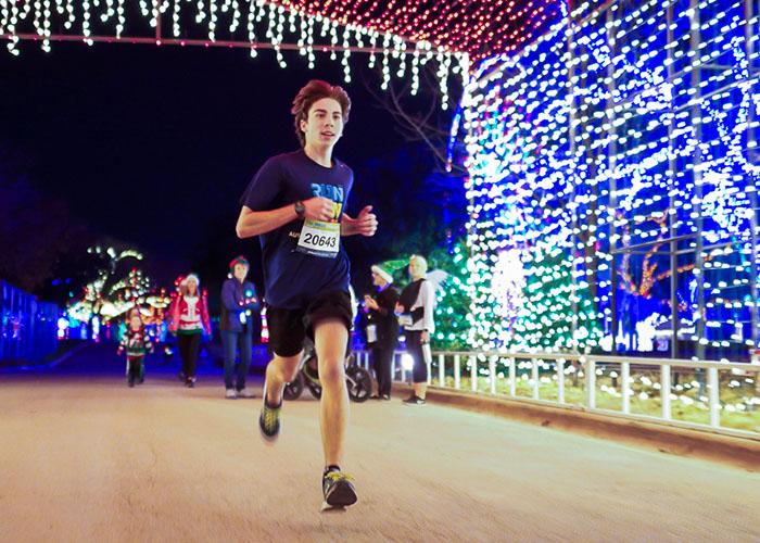 Austin Trail of Lights Fun Run