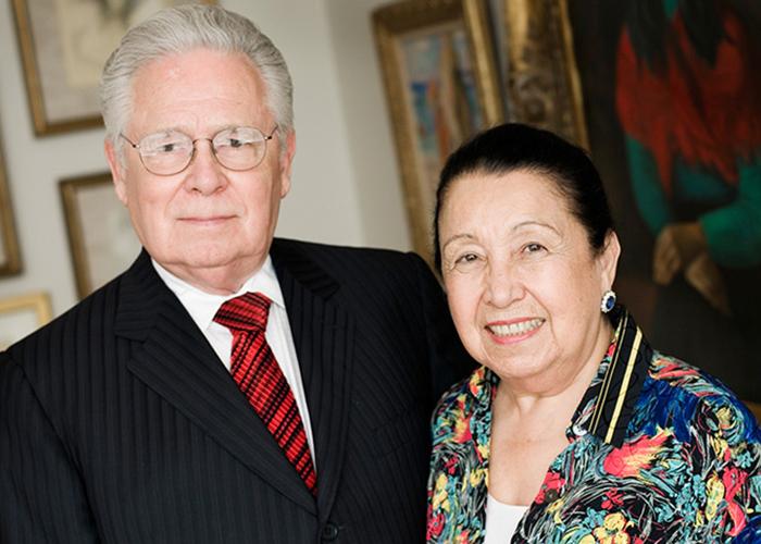 Teresa Lozano Long Institute of Latin American Studies