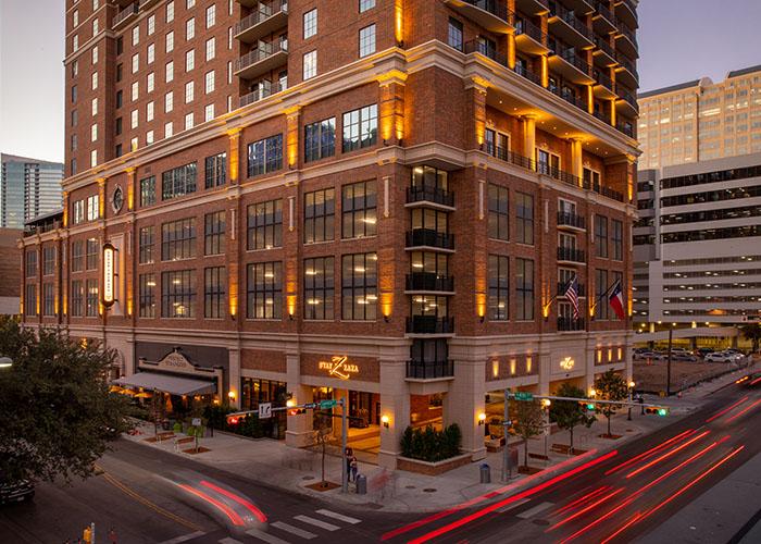 Hotel ZaZa Austin Staycation