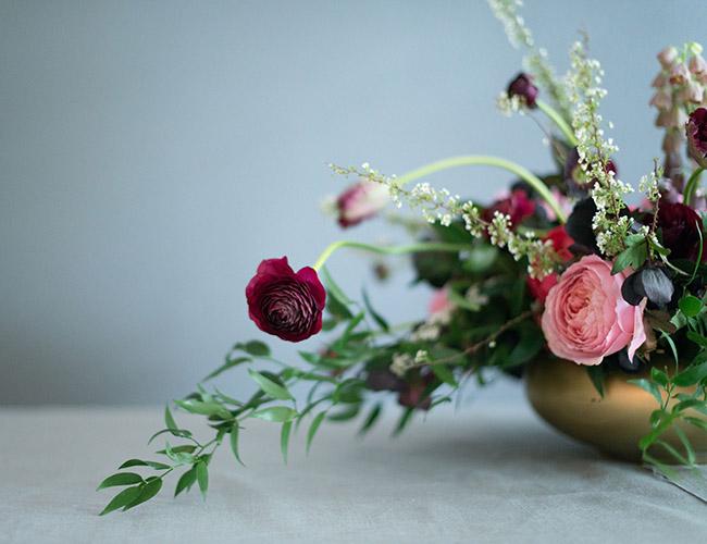 Bricolage Florals Samantha McCrary
