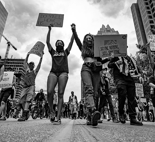 Black Lives Matter Austin