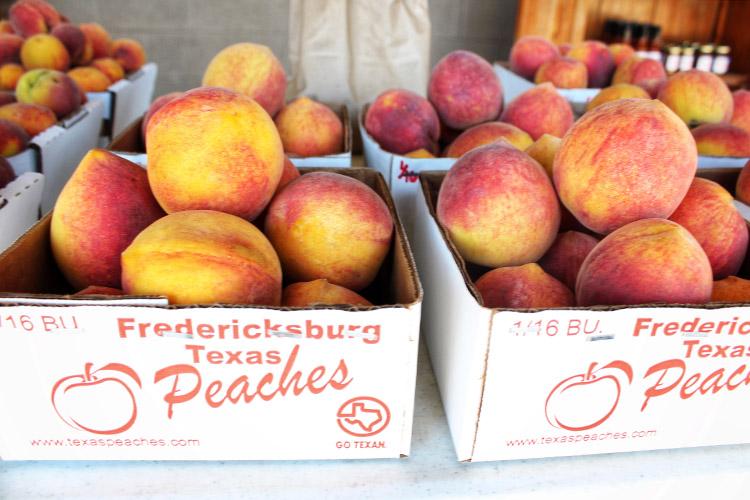 Fredericksburg Peaches Guide
