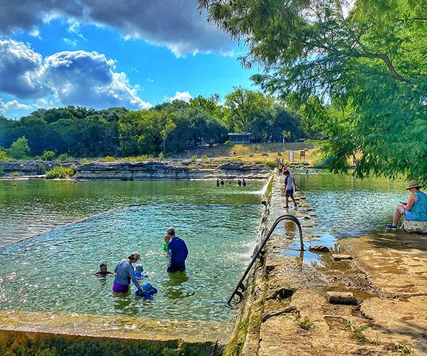 Austin Day Trips: Blanco State Park