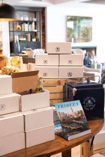 Tribeza Tips Giveaway with Hearth & Soul