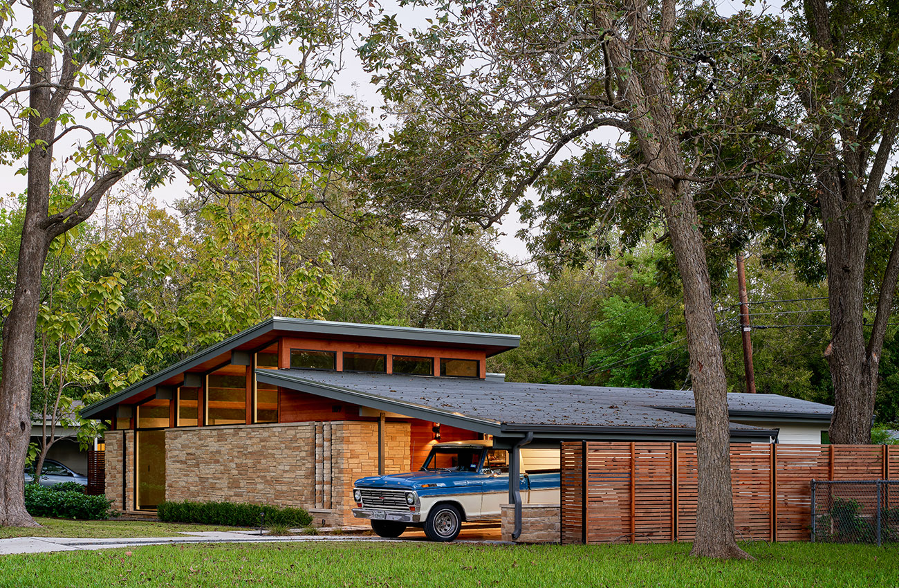 Austin Homes: Brentwood Bungalow