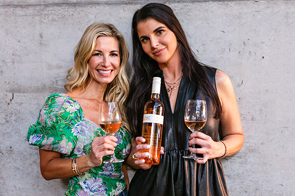 Rose Gold Wine Release