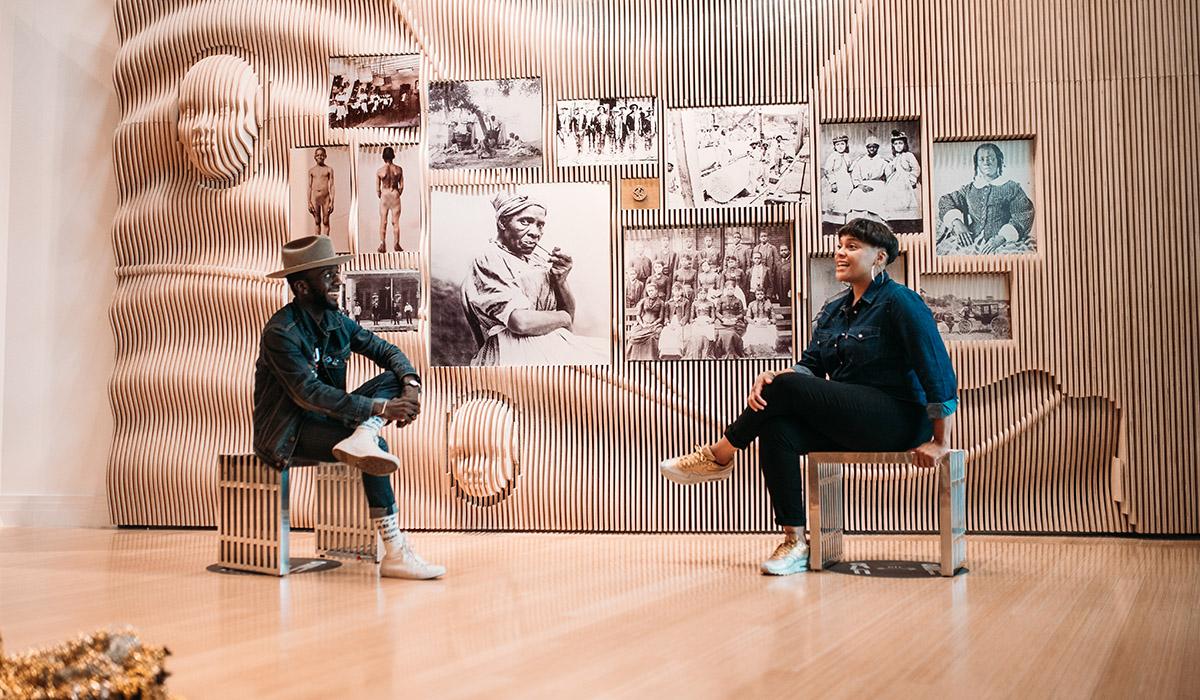 Listening In: Aimèe M. Everett and Moyo Oyelola