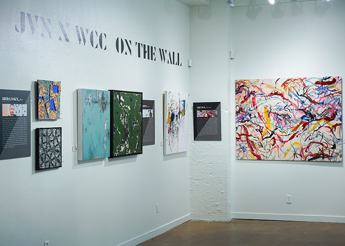 JVN X WCC 'On the Wall'