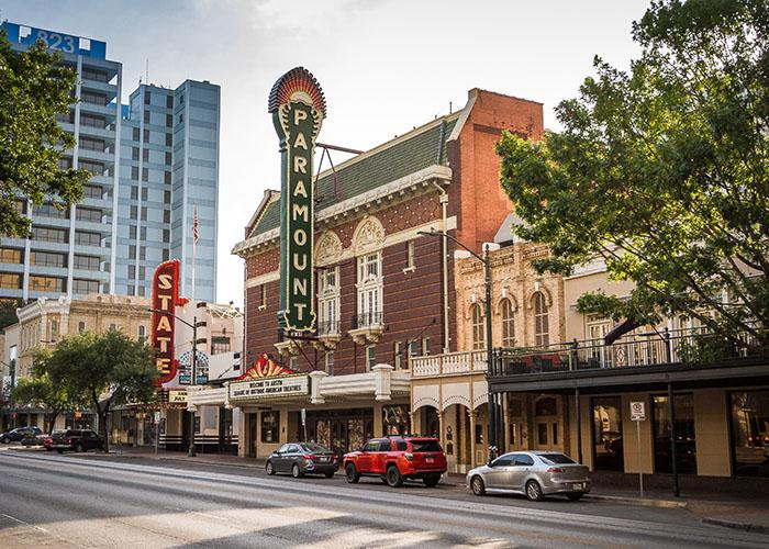 Paramount Theatre Summer Classic Film Series