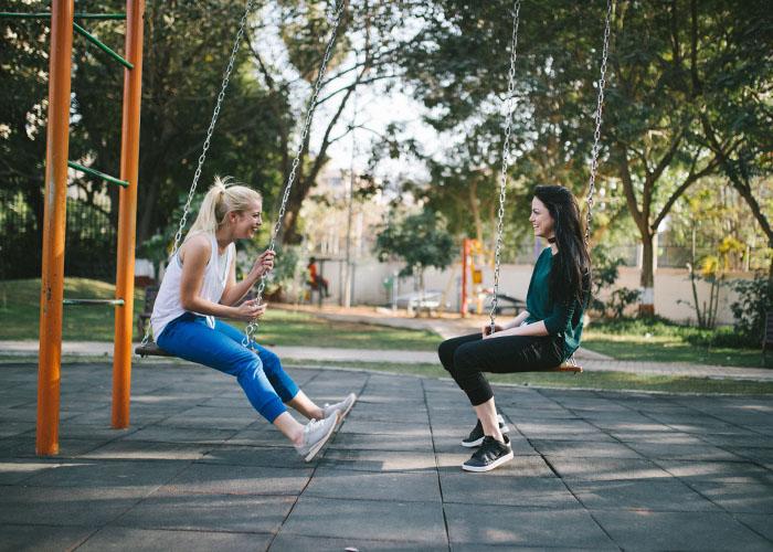 Ashley Kelsch: Friends Dating Friends