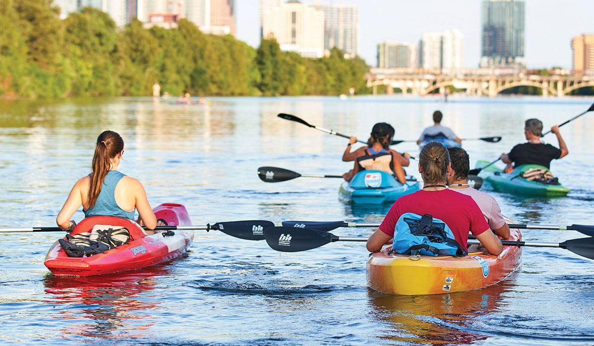 Austin & Beyond: 12 Summer Adventures