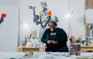 The Contemporary Austin's Free Week Features Artist Deborah Roberts