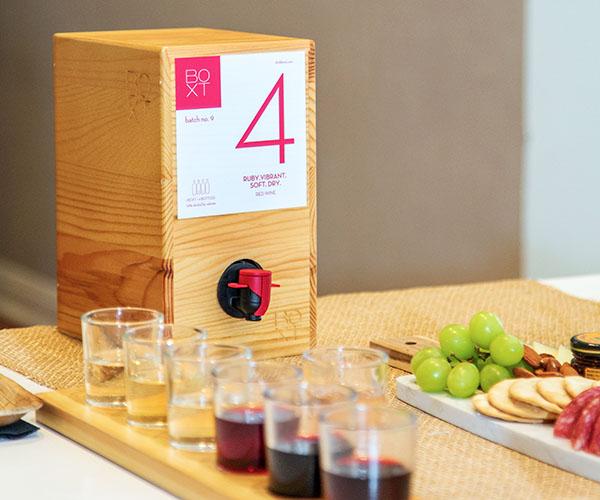 BOXT Wine Austin