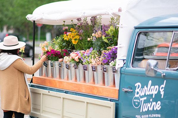 Camille Styles Picks: Burlap & Twine