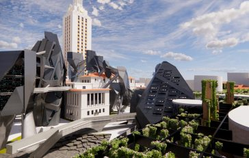 UT Architecture Students Share A Bold Vision For Austin's Future