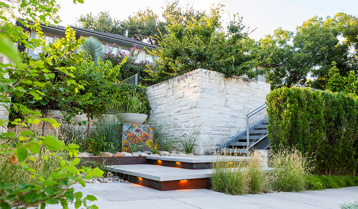 Austin Eye View: Landscape Architects