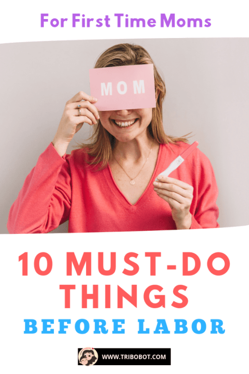 10 Must-Do Things for First Time Moms Before Labor