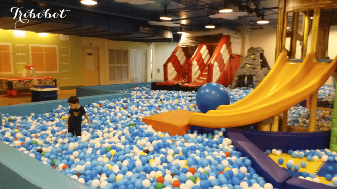 A Review on the Amazing Indoor Playground in Ali Mall Cubao: Fun City